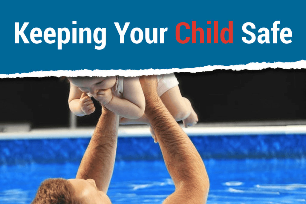 Keeping Child Safe in Hot tub