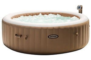 purespa 88 inches hot tub