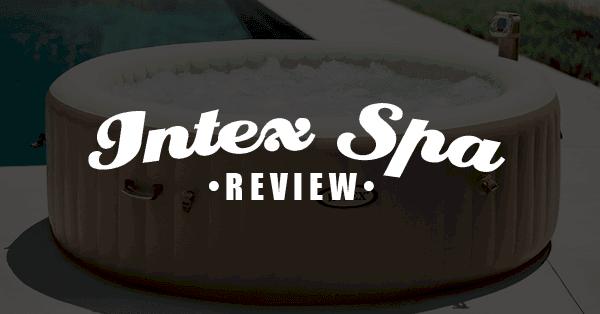 intex spa review