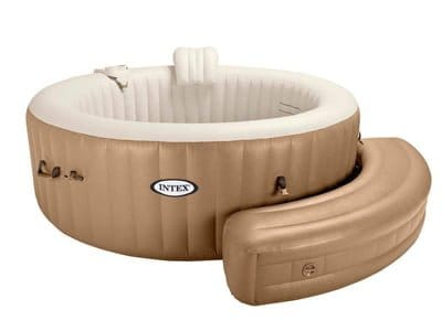 Intex 6 Person Ultimate Inflatable Tub Package