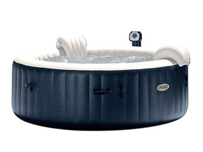 Intex Pure Spa 6 Person Portable Bubble Hot Tub