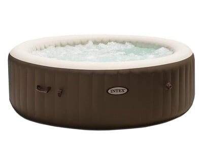 Intex PureSpa 6 Person Bubble Jet Hot Tub