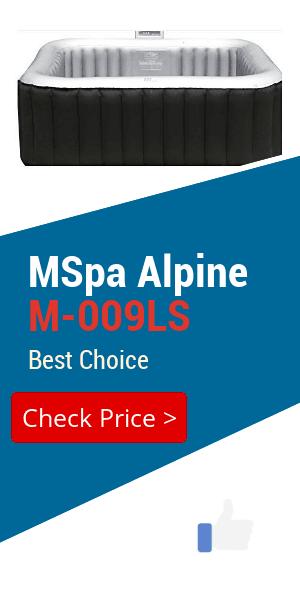 Mspa Alpine Lite